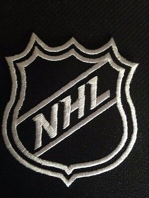 NHL Jersey Logo Patch Iron On Sew On Collect Shirt Jacket Bag Cap Hat Scarf EUC