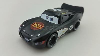 Mattel Disney Pixar Cars Black Radiator Springs McQueen Metal Diecast Loose New
