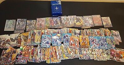 Mobile Suit Gundam TRY AGE CCG Cards Japanese Lot Collection Holo Unicorn