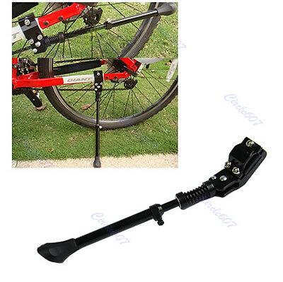 Adjustable Bicycle Bike Side Replacement Kickstand Kick Stand Kit Aluminum alloy