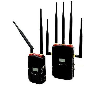 BENESTON HDMI Wireless Extender / Broadcast / Non Delay/ 600 Meters /  Real Time