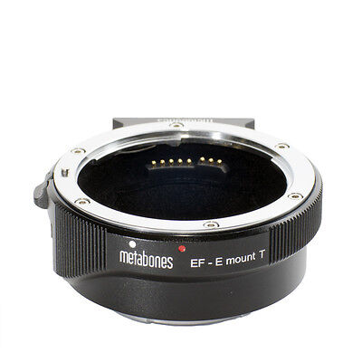 Metabones IV T Adapter MB_EF-E-BT4 for Canon EF Lens to Sony E-Mount Cameras