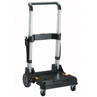 DeWalt DWST17888 200-Lb. Capacity TSTAK Trolley w/ Heavy-Duty Back Wheels New