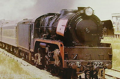 Victorian Railways Steam R727..Long Gully with the Swan Hill Passenger Train
