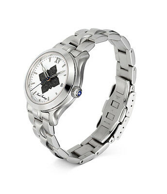 """Final Fantasy XV Official Mechanical Wrist Watches """"Luna"""" Limited Number 1 of 15"""