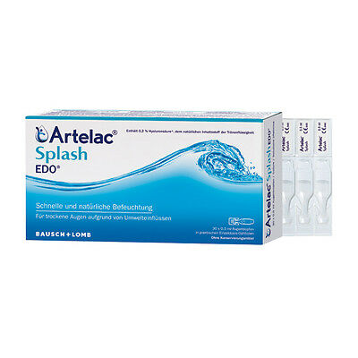 Artelac Splash EDO 30x 0,5ml