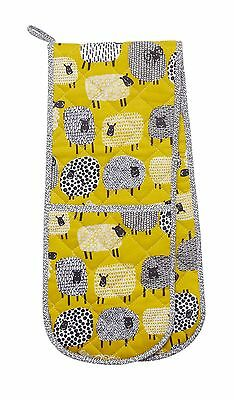 Dotty Sheep Double Oven Glove - discounts on multiple purchases across our range