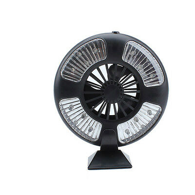 Professional Magnetic 16 LEDs Bivouac Outdoor Camping Tent Lamp Light Fan
