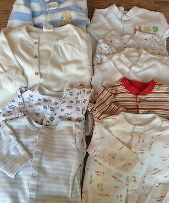 Large Bundle  Baby Clothes Newborn 0-3 Months Organic/Gap/Cath Kids. MORE ADDED!