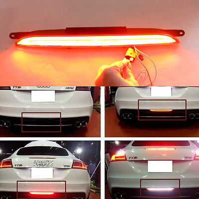 Audi TT MK2 Led 2007-2014  Rear Multfuntion Red Reverse Fog Brake Light TTS TTRS