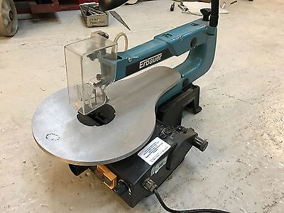 Erbauer ERB110SW Variable Speed Scroll Saw 240v