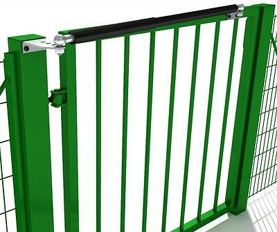 Slam Proof Heavy Duty Hydraulic / Gas Pedestrian Gate Closer