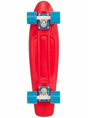 Penny Red Original - 22 Inch Cruiser Complete