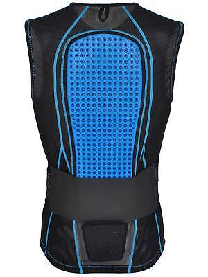 Bliss Black ARG Minimalist Snowboarding Protection Vest