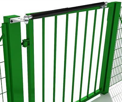 Slam Proof Medium Duty Hydraulic / Gas Pedestrian Gate Closer