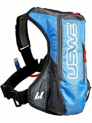 USWE Cyan-Grey A2 Challenger - 3 Litre Hydration Pack