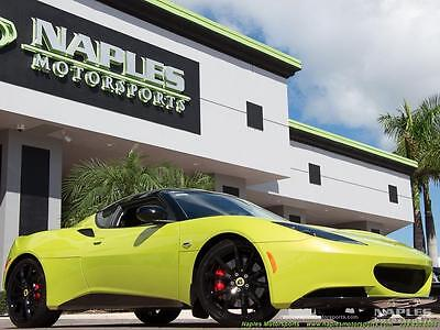 2014 Lotus Evora S Coupe 2-Door 2014 Lotus Evora S 2+2 6 Speed Manual 2-Door Coupe