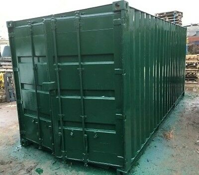 20ft Standard Storage Container