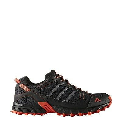 Men's Adidas Rockadia Trail Black Sport Athletic Running Shoes BY1790 Sz 9-14