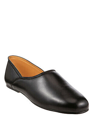 Mens Real Leather Grecian Slippers