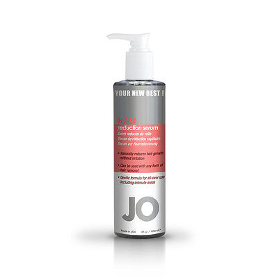 HAIR REDUCTION SERUM BY SYSTEM JO REDUCES UNWANTED HAIR GROWTH SMOOTH SKIN 4oz