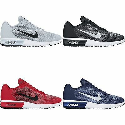 Nike Men's Air Max Sequent 2 Running Shoes Sneakers Runners NEW!!