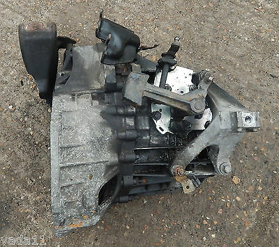Ford Focus 1.8 Tdci Kkda 5 Speed Manual Gearbox 6M5R7002Zb