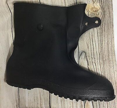 Tingley Black PVC Over The Shoe Workbrutes XL