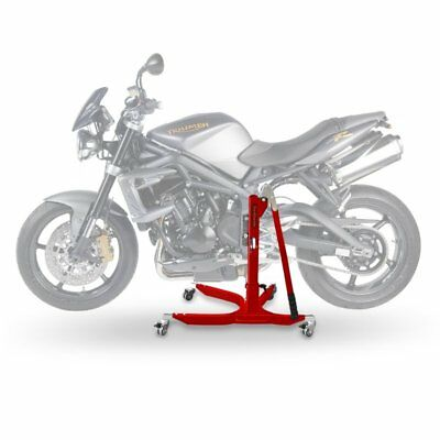 Motorcycle Jack Lift Central RB Triumph Street Triple/ R 07-16 ConStands Power