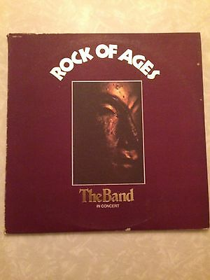 Rock of Ages: The Band in Concert (1972) Vinyl