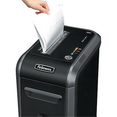 NEW Fellowes Powershred 99Ci Jam Proof 18-Sheet Cross-Cut Heavy Duty Shredder