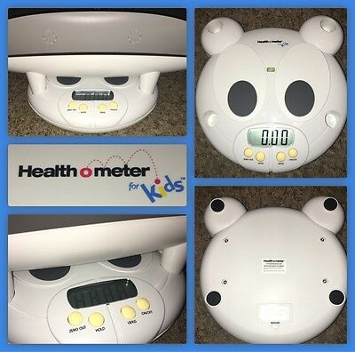 Health O Meter For Kids - Baby To Toddler Scale Up To 60 lbs