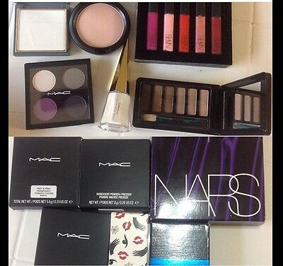 Lot Of 6 Mac & Nars Cosmetics-New In Box-In Stock To Ship