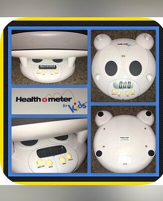 Health O Meter For Kids - Baby To Toddler Scale Up To 60 lbs. Great Condition