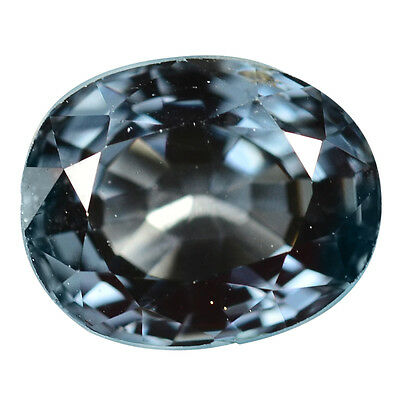 1.98 Ct. Deep Blue Natural Namya Spinel With Glc Certify