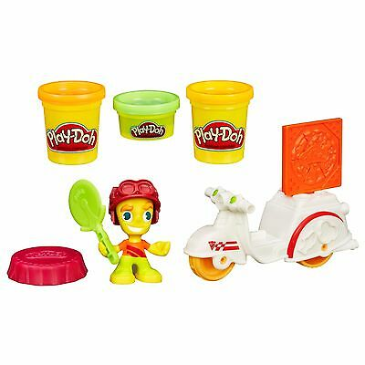 Play-Doh Town Pizza Delivery from Hasbro B5976