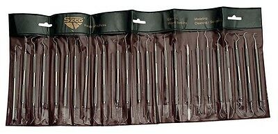 25 Piece Stainless Steel Dental Pick Set - Excellent Quality Brand New