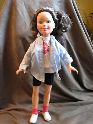 "Scholastic Inc Baby Sitters Club 18"" Kristy Doll 1993-Original Outfit 1993"
