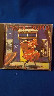 CD CYNDI LAUPER She's so Unusual 1983