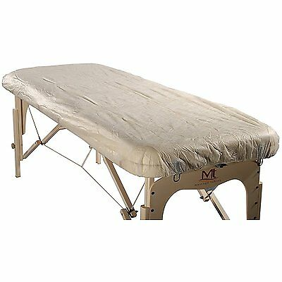 Mt Massage Disposable Fitted Table Cover (Pack of 10) for Massage Table