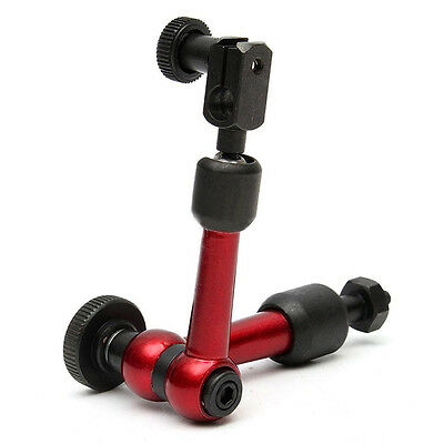 Universal Flexible Indicator Holder Stand Clamp Arm Tool for Dial Test Gauge