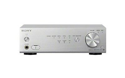 SONY USB DAC Amplifier Silver UDA-1/S High-resolution Audio from Japan New