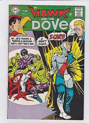 The Hawk and the Dove #1 (Aug-Sep 1968, DC)  High Grade   VF   FREE SHIPPING
