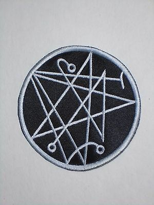Sigil Of The Gateway Embroidered Patch
