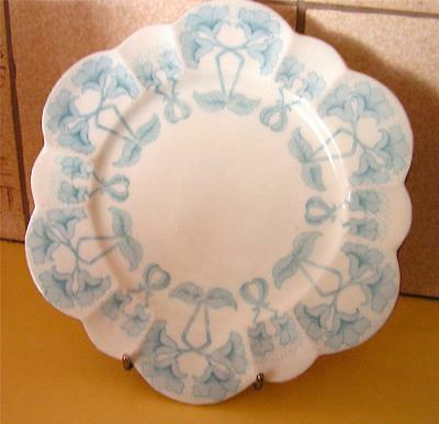 Gorgeous OLD FOLEY Bread Plate