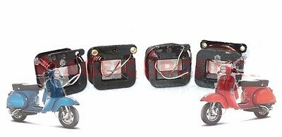 Vespa Px Lml Star Stella Light Coil Set Of 4 Units @aud