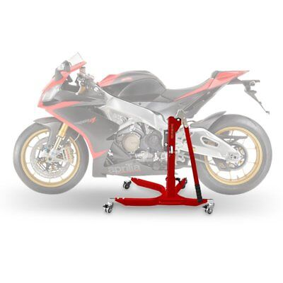 Paddock Stand RB Aprilia RSV4 09-14 Front Rear