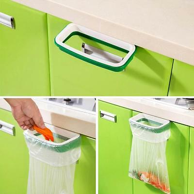 Kitchen Trash Garbage Bag Practical Bracket Bags Plastic Hanging Storage Stand