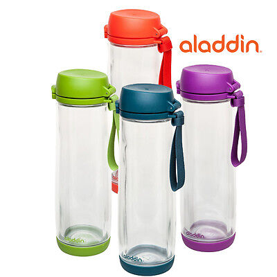 Aladdin Glass Lined Tritan Outdoor Gym Sports Water Bottle, 532ml