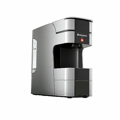 Hotpoint for Illy Espresso Coffee Machine - Stainless Steel and Black
